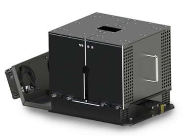 High temperature tribology chamber for block on ring tribometer module for Rtec Tribometer