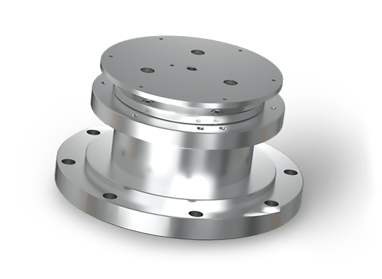 Rotary drive for rotary tribology